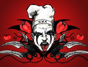 Vegan Black Metal Chef