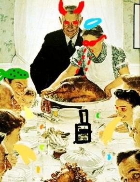 En la mesa no se habla de Familia